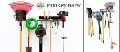 Win a storage rack from Monkey Bar Storage! (Giveaway ends 2/18/14)