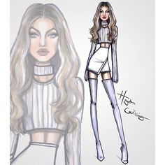 Gigi Hadid by Hayden Williams #GenerationNext #GigiHadid