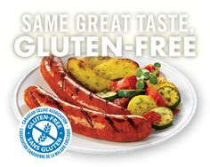 MarcAngelo Foods is proud to announce that most of the same great products that Canadians know and love are now certified Gluten-Free by the Gluten-Free Certification Program (GFCP). Long known as Canada's best-tasting sausage, MarcAngelo can now assure our customers that with the GFCP trademark on our package; most of our products are also safe for those with Celiac disease and other gluten intolerances.