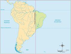 Rio de Janeiro - Conheça seu Estado (História e Geografia): A história da configuração do território brasileir...