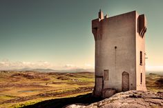 Banba's Crown is home to a Martello Tower and offers great views © Rolf G Wackenberg / Shutterstock
