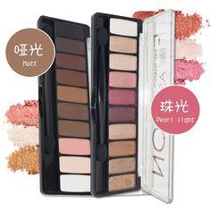 Eyeshadow Matte Makeup Palette //Price: $16.00 & FREE Shipping //     #hashtag3  visit our shop @ www.estilistan.com