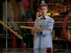 Simple Machines with Bill Nye - introduce 6 simple machines