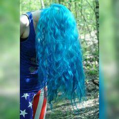 arctic fox aquamarine hair dye | Aquamarine, Arctic Mist and Poseidon - Hair Colors Ideas