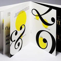 #PlayfairDisplay - the #type #specimen #book