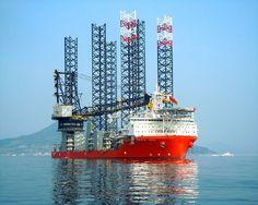 Pacific Orca - Wind Farm Installation Vessel