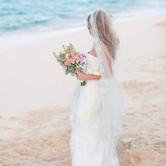 Let Lipsense/Senegence help you get the long lasting look you need for your big day! Fashion & Style - Beach Wedding Tips From the Experts - Coastal Living