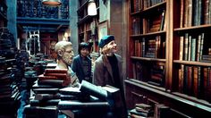 15 Movies Starring Bookstores (Hugo pictured here) on @BookRiot