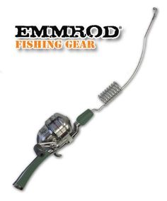 Emmrod 8 Coil Casting Rod Packer Combo