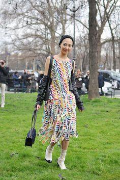 Soo Joo Park after Chanel - Trendycrew.com