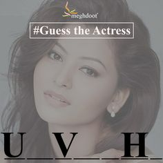 Let's see who can recognize this actress? Hint: She was crowned Miss Diva - 2015 and represented India at Miss Universe 2015 pageant. #meghdoot #saree #ethnicwear #apparel #indianwear #sari