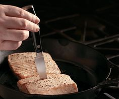 How to Test Fish for Doneness