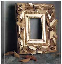 cardboard design craft and craft frames solutioingenieria Images