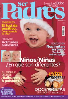 ¡Así es el número de diciembtre de 2013 de la revista Ser Padres España!