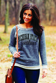 SHOP BY TEAM - Michigan State University - GAMEDAY COUTURE