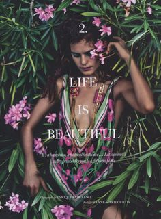 Life is Beautiful Editorial