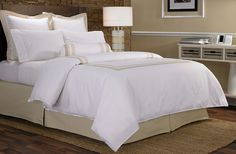Buy Luxury Hotel Bedding from Marriott Hotels - Block Print Bed & Bedding Set