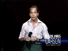 March 28, 1985  -PATHOLOCIAL LIARS ANONYMOUS (Yeah, Yeah, that's it, that's the ticket...) -Jon Lovitz as Tommy Flanagan: Jon Lovitz Appears as the Pathological Liar on Johnny Carson's Tonight Show - YouTube