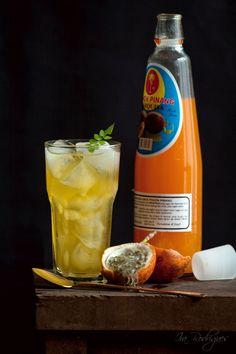 Passionfruit Syrup | Ira Rodriguez