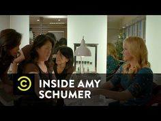 Amy Schumer Sums Up Every Girl's Pre-Sex Prep And It's Glorious (Video)