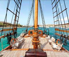 Roam the Aegean like a pirate on board this stunning motor sailer that was built in Holland and can accommodate up to 6 guests. The perfect vessel for an Ionian or Argosaronic adventure. Charter Now#LuxuryConcierge #ExclusiveServices #TailoredMadeServices #BespokeServices #Luxury #Concierge #Elegance #ConciergeServices #LuxuryServices #LifestyleManagementCompany #LuxuryLifestyle #VIPEvents #AllYourDesiresComeTrue #LuxuryLife #LifestyleManagment #Aegean #Sailing