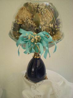 SOPRAMMOBILE  bouquet fiori essiccati