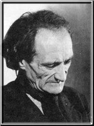 Poemas y textos de Antonin Artaud