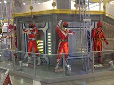 [Toei Hero-World] Aeon Mall in Makuhari-Shintoshin (In Chiba) #Japan #Shopping #Holiday #Hero #Power Rangers