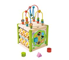 EverEarth - My First Multii-Play Active Cube - Fox In Sox Kids