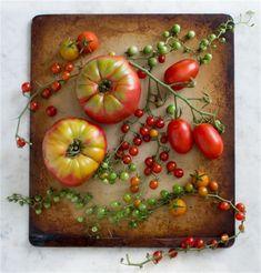 """Heirloom Tomatos""(archival pigment print) Lynn Karlin"