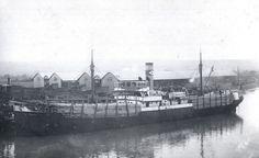 MAAS Bouwjaar 1914, grt 1234 Eigenaar N.V. Houtvaart, Rotterdam  http://koopvaardij.blogspot.nl/2016/07/24-juli-1916.html
