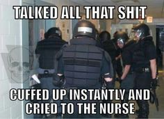 The old days of corrections division SRT.... Good times