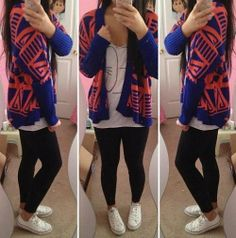 white converse and leggings