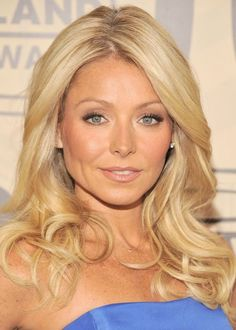 KELLY RIPA: Born in Stratford, grew up in Voorhees Township, attended Camden County College