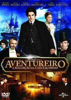 O Aventureiro: A Maldição da Caixa de Midas AV-FAN (2014) 1 H 40 Min Título Original: The Adventurer: The Curse of the Midas Box Assisti 11-2016 - MN 7,5/10 (No Pin it)