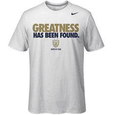 Nike U.S. Women's Soccer 2012 Olympics Victory T-Shirt - White
