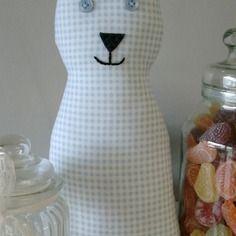 Petit lapin de décoration original pour les fêtes de pâques