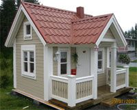matkukuus play house