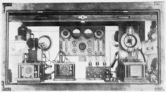 COMMUNICATION EQUIPMENT FIRST WORLD WAR (Q 69560)   Wireless Transmission Sets Fields 120 watt C.W.