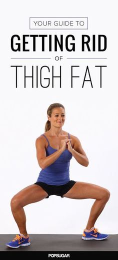 Beauty And Health: Getting Rid Of Thigh Fat Could Not Get More Easier -