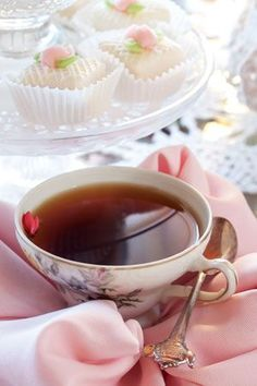 Afternoon tea ...♥♥...