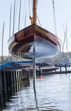 Sailing | Sometimes it's not in the water!