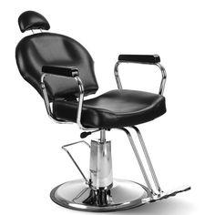 All Purpose Spa Salon Barber Chair Hydraulic Beauty Shop Black Hair Stylist New