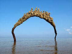 IdeaFixa » Castelos de areia abstratos
