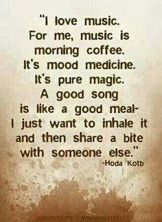 "Story of my life! If I described what music is to me people would look at me crazy. ""Music Is the words the soul can not speak""-MB- I Love Music, Music Is Life, My Music, Music Mood, Gospel Music, Soul Music, The Words, Music Lyrics, Music Quotes"