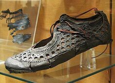 ancient roman sandal