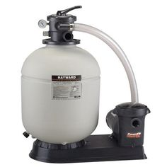 Hayward Pro Series S210T93S 21-Inch Top-Mount Above Ground Pool Sand Filter System with 1.5-HP Matrix Pump