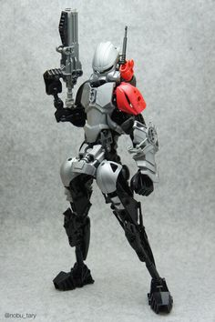 """bionicle 45"" by nobu_tary: Pimped from Flickr"