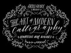 """The Calligraphy Post. A few days ago I bought a course """"Introduction of the Art of Modern Calligraphy"""" by Molly Jacques, which you should definitely check, and I fell in love with calligraphy. Now I find this useful infographic with the basics of calligraphy, including tools. In case you want to try your skills you should try to do those exercise. In both cases, (the classes from molly and this infographic) they ask you simple tools to begining your training: Pen Holder Nikko G pointed, 303…"""