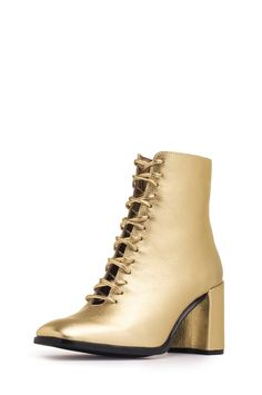 dee53a01febf Jeffrey Campbell Shoes MAGNOLIA Shop All in Gold